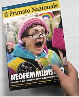Primato Nazionale n°16 -Neofemminismo