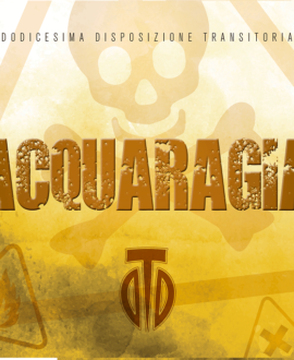 CD D.D.T. - Acquaragia