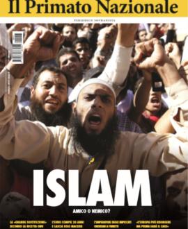 Primato Nazionale n°17 - Islam amico o nemico ?