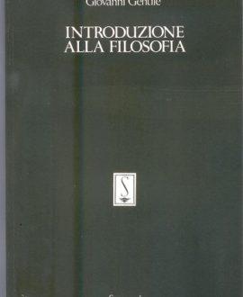 Introduzione alla filosofia