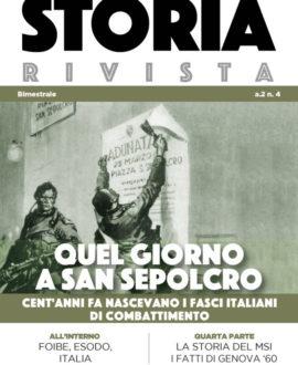 Storia rivista n°4: Quel giorno a San Sepolcro