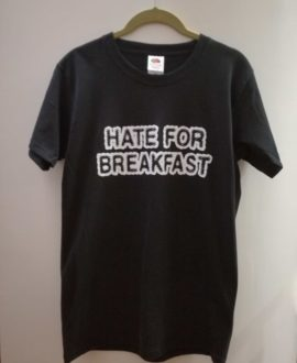 Maglia - Hate for breakfast