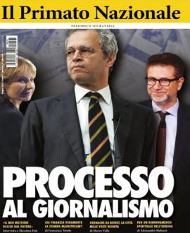 Primato nazionale n°21 - Processo al giornalismo
