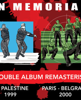 CD In Memoriam – En Palestine/Paris Belgrade