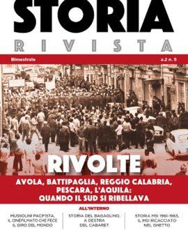 Storia Rivista Vol. 5: Rivolte