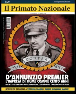 Primato Nazionale n°24 - D'annunzio premier