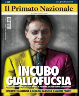 Primato Nazionale n°25 - Incubo giallofucsia