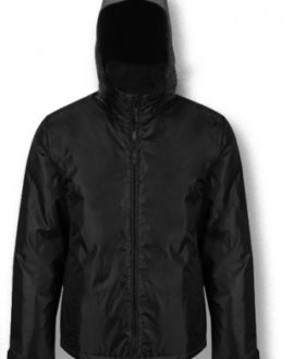 Giacchetto parka north fans black