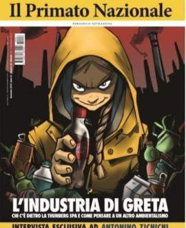 Primato Nazionale n°26 – L'industria di Greta