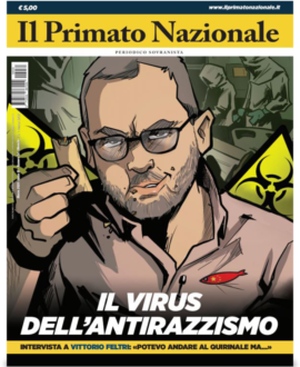 Primato Nazionale n°30 – Il Virus dell' antirazzismo