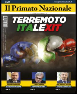 Primato Nazionale n°32 – Terremoto Italexit