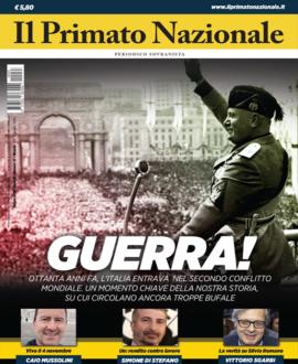 Primato Nazionale n°33 – Guerra !