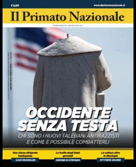 Primato Nazionale n°34 – Occidente senza testa