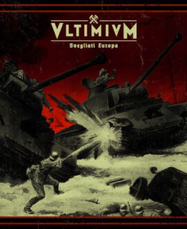CD Ultimium – Svegliati Europa