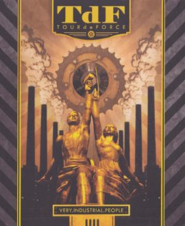 CD Tour de force - Very industrial people